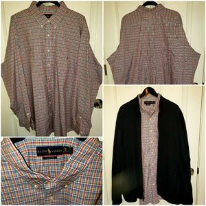 2XB Polo Ralph Lauren Button down
